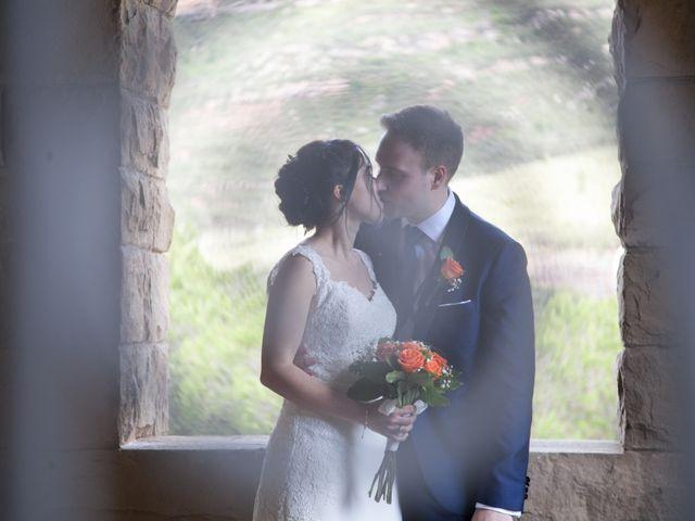 La boda de Daniel y Laura  en Monistrol De Montserrat, Barcelona 28