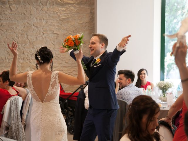 La boda de Daniel y Laura  en Monistrol De Montserrat, Barcelona 30