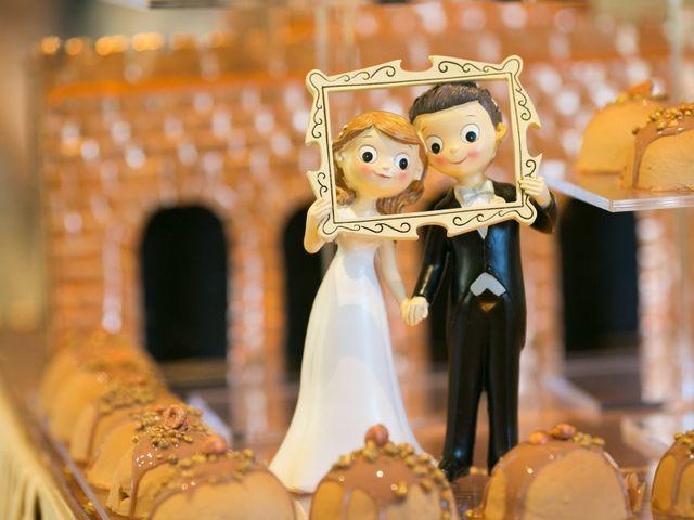 La boda de Daniel y Laura  en Monistrol De Montserrat, Barcelona 35