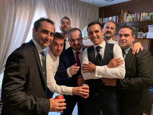 La boda de Alfredo y Cristina en Valdepeñas, Ciudad Real 8