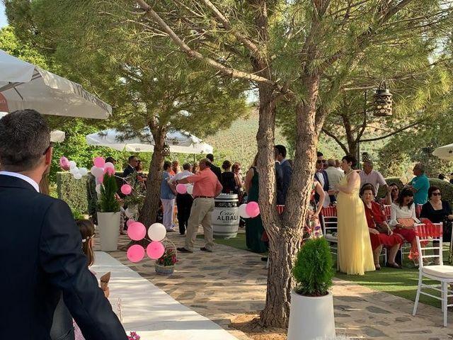 La boda de Alfredo y Cristina en Valdepeñas, Ciudad Real 9