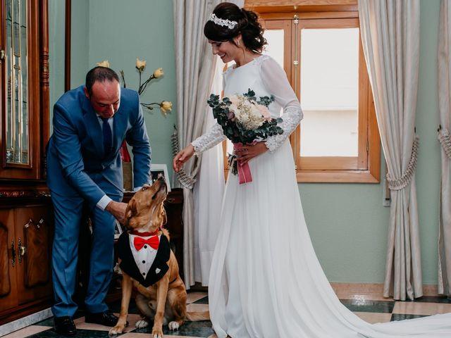 La boda de Alfredo y Cristina en Valdepeñas, Ciudad Real 16