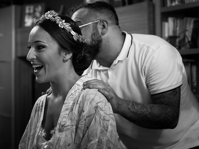 La boda de Sergio y Ana en Chiclana De La Frontera, Cádiz 7