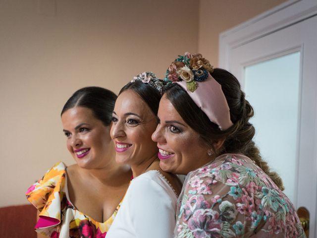 La boda de Sergio y Ana en Chiclana De La Frontera, Cádiz 17