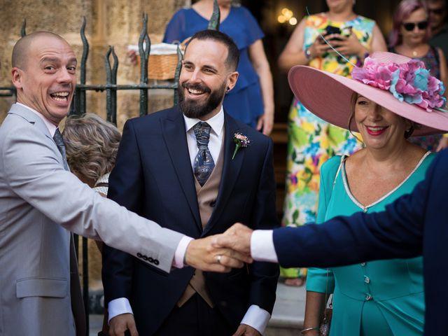 La boda de Sergio y Ana en Chiclana De La Frontera, Cádiz 18