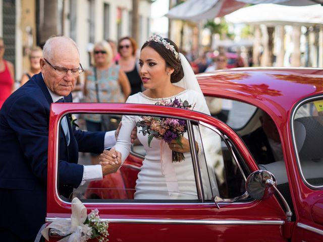 La boda de Sergio y Ana en Chiclana De La Frontera, Cádiz 19