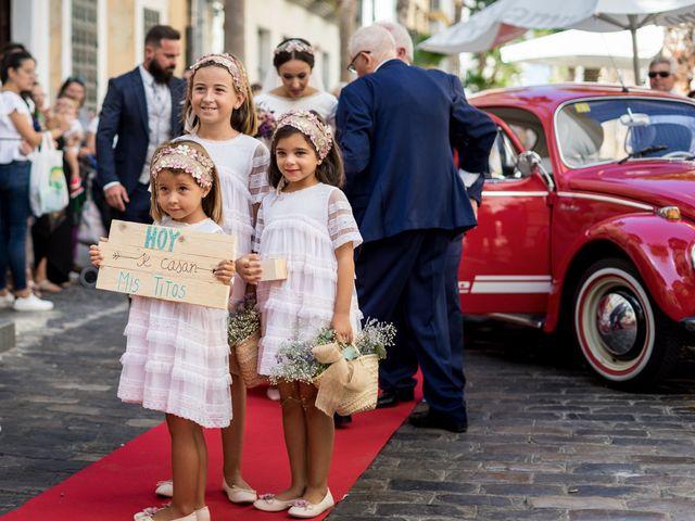 La boda de Sergio y Ana en Chiclana De La Frontera, Cádiz 20