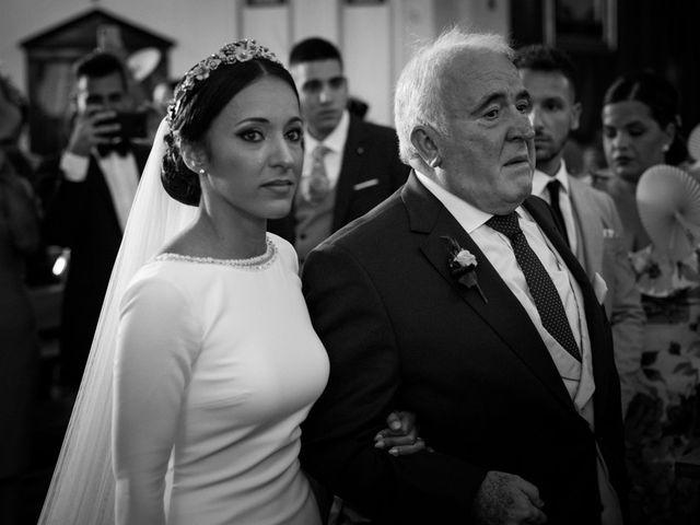 La boda de Sergio y Ana en Chiclana De La Frontera, Cádiz 22
