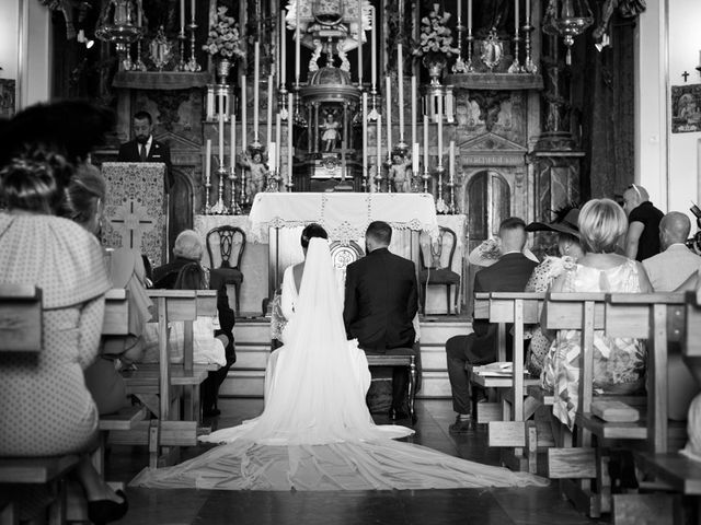 La boda de Sergio y Ana en Chiclana De La Frontera, Cádiz 24