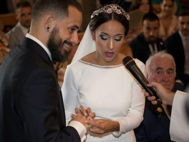 La boda de Sergio y Ana en Chiclana De La Frontera, Cádiz 25