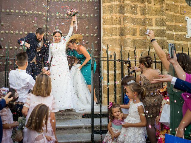 La boda de Sergio y Ana en Chiclana De La Frontera, Cádiz 27