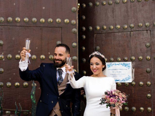 La boda de Sergio y Ana en Chiclana De La Frontera, Cádiz 28