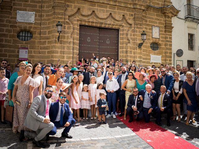 La boda de Sergio y Ana en Chiclana De La Frontera, Cádiz 29