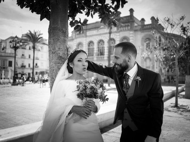 La boda de Sergio y Ana en Chiclana De La Frontera, Cádiz 31