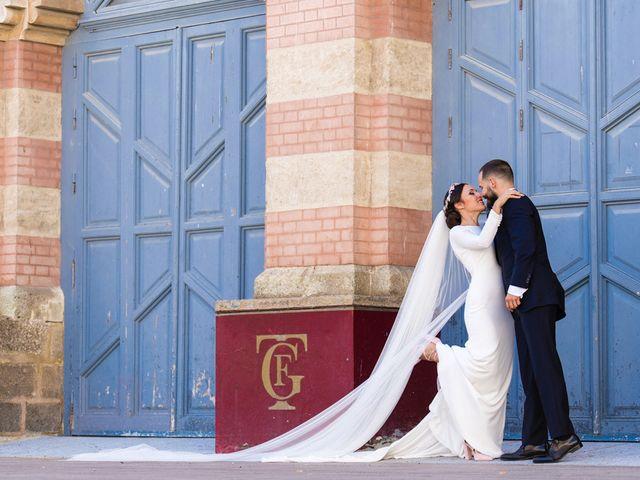 La boda de Sergio y Ana en Chiclana De La Frontera, Cádiz 32