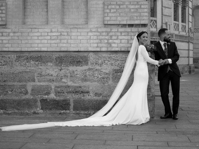 La boda de Sergio y Ana en Chiclana De La Frontera, Cádiz 34