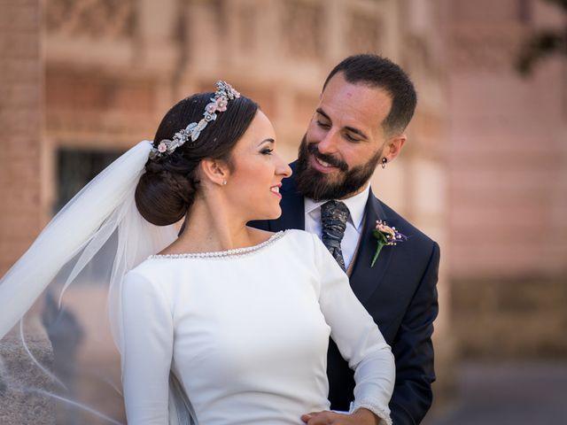 La boda de Sergio y Ana en Chiclana De La Frontera, Cádiz 35