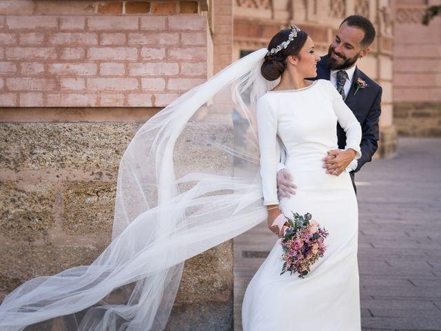La boda de Sergio y Ana en Chiclana De La Frontera, Cádiz 36
