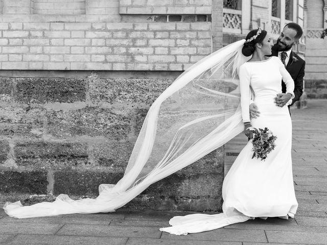 La boda de Sergio y Ana en Chiclana De La Frontera, Cádiz 37