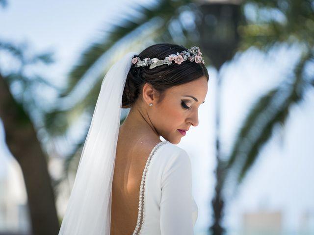 La boda de Sergio y Ana en Chiclana De La Frontera, Cádiz 38