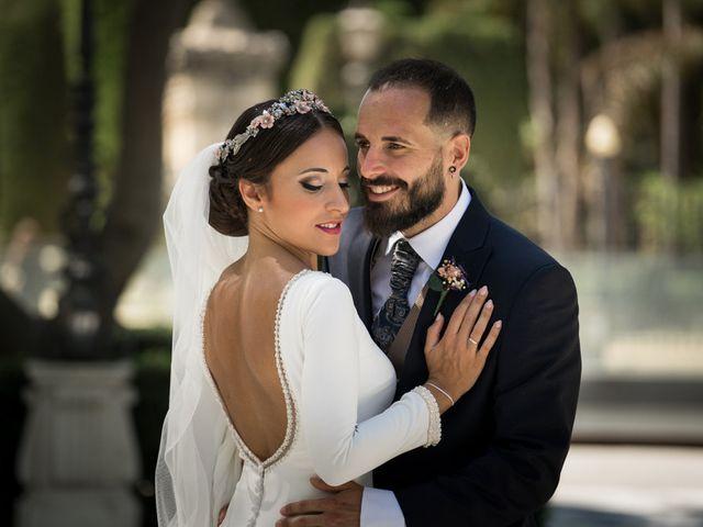 La boda de Sergio y Ana en Chiclana De La Frontera, Cádiz 39