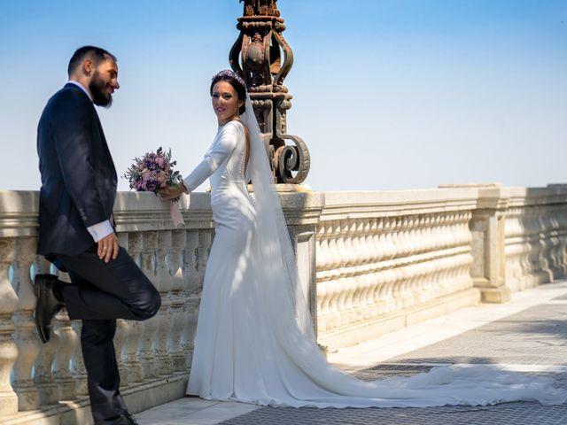 La boda de Sergio y Ana en Chiclana De La Frontera, Cádiz 40