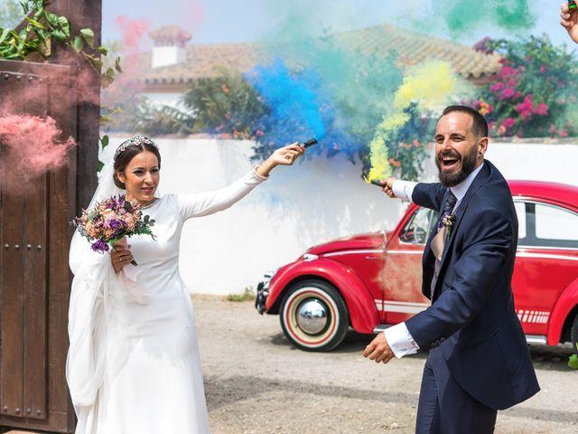 La boda de Sergio y Ana en Chiclana De La Frontera, Cádiz 41