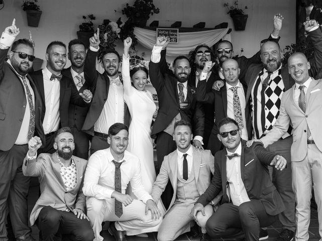 La boda de Sergio y Ana en Chiclana De La Frontera, Cádiz 44