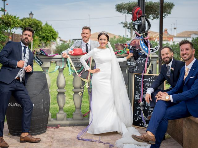La boda de Sergio y Ana en Chiclana De La Frontera, Cádiz 45