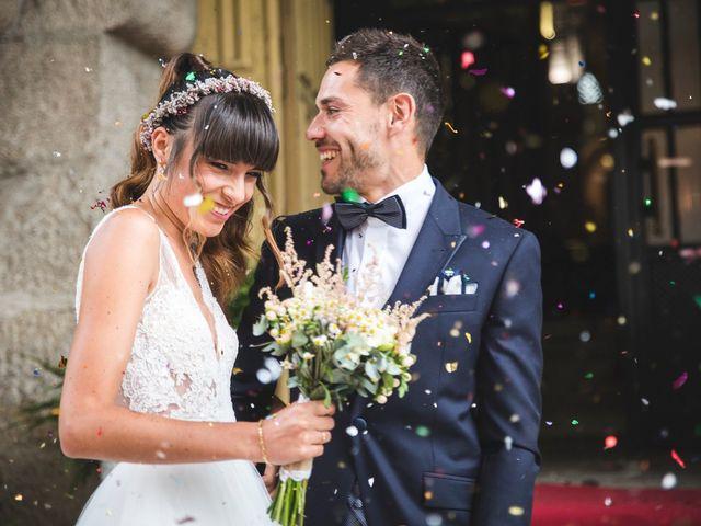 La boda de Daniel y Iovanna en Ribadavia, Orense 9