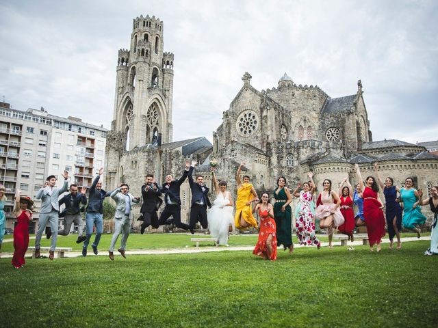 La boda de Daniel y Iovanna en Ribadavia, Orense 11