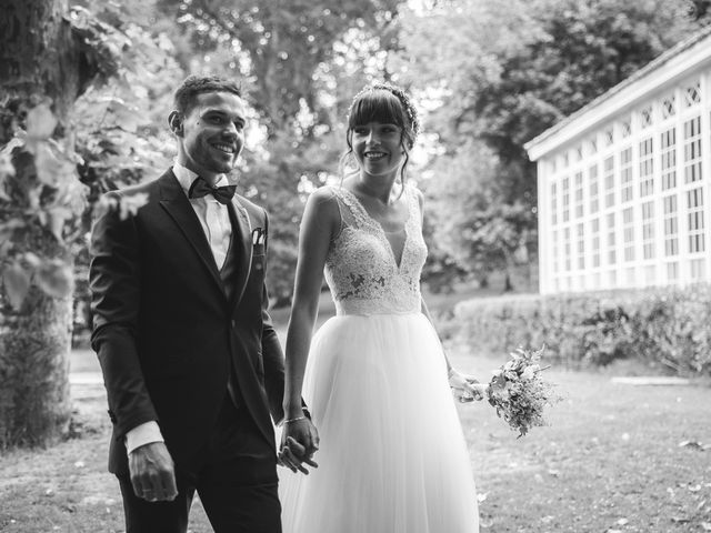 La boda de Daniel y Iovanna en Ribadavia, Orense 13