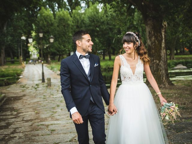 La boda de Daniel y Iovanna en Ribadavia, Orense 17