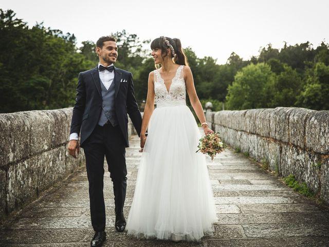La boda de Daniel y Iovanna en Ribadavia, Orense 19