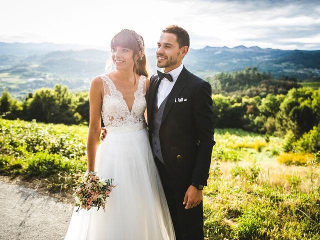 La boda de Daniel y Iovanna en Ribadavia, Orense 1