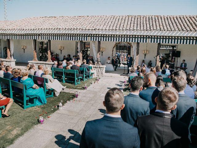 La boda de Tiberiu Alexandru  y Giulia Cristina  en Illescas, Toledo 34