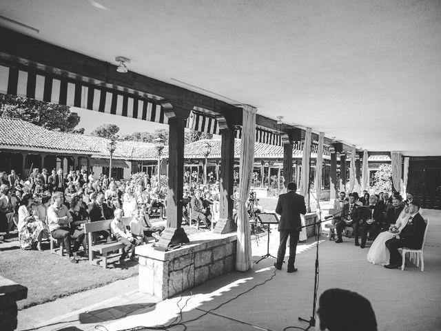 La boda de Tiberiu Alexandru  y Giulia Cristina  en Illescas, Toledo 36