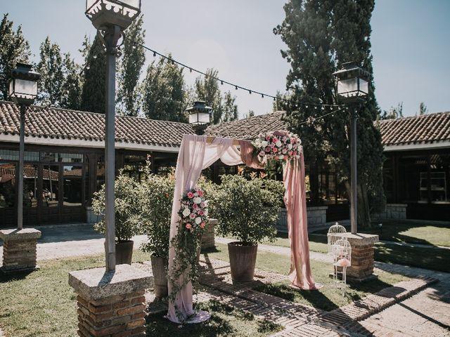La boda de Tiberiu Alexandru  y Giulia Cristina  en Illescas, Toledo 40