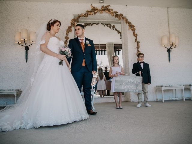 La boda de Tiberiu Alexandru  y Giulia Cristina  en Illescas, Toledo 43