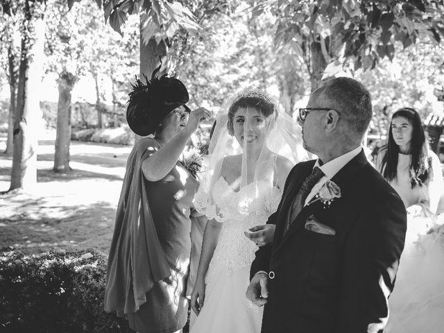 La boda de Tiberiu Alexandru  y Giulia Cristina  en Illescas, Toledo 46
