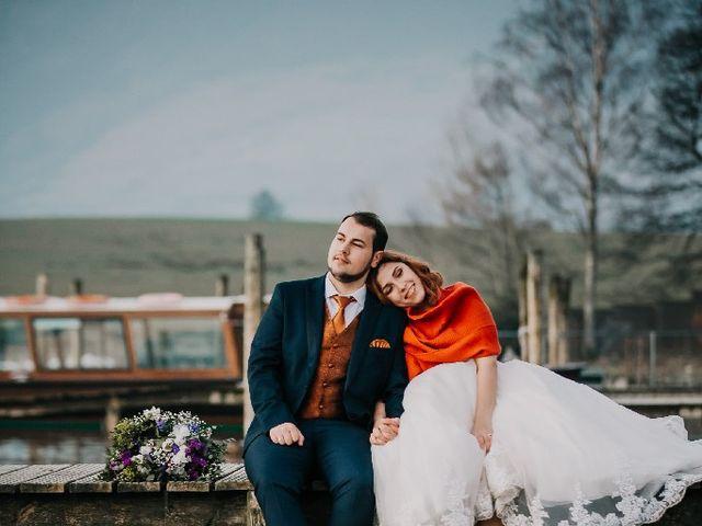 La boda de Tiberiu Alexandru  y Giulia Cristina  en Illescas, Toledo 56