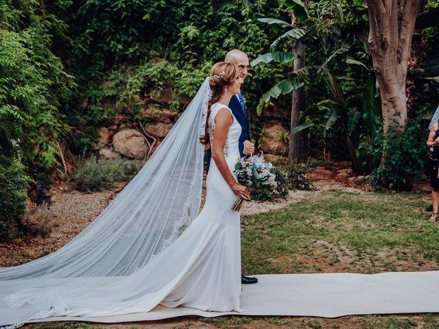 La boda de Patryk y Alba en Almería, Almería 23
