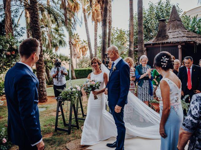 La boda de Patryk y Alba en Almería, Almería 25