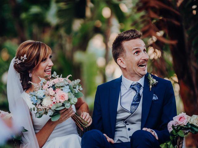 La boda de Patryk y Alba en Almería, Almería 31