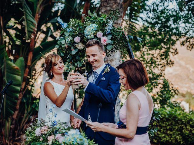 La boda de Patryk y Alba en Almería, Almería 32