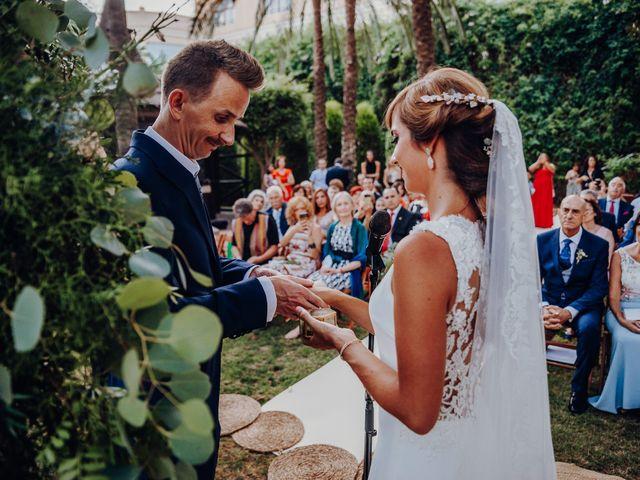 La boda de Patryk y Alba en Almería, Almería 34