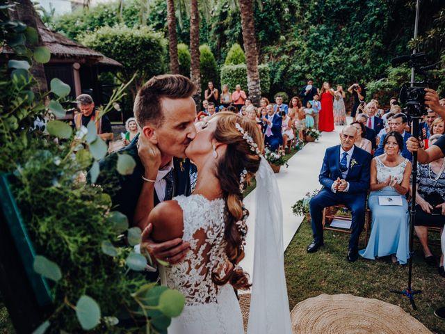 La boda de Patryk y Alba en Almería, Almería 36