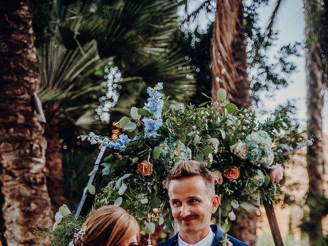 La boda de Patryk y Alba en Almería, Almería 37