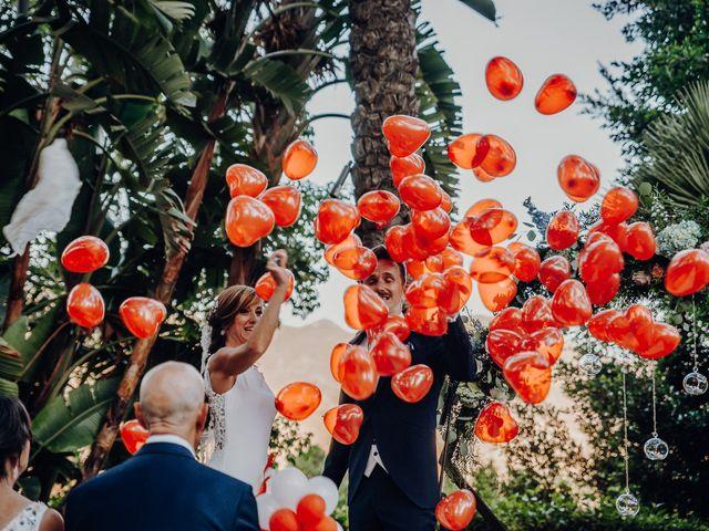 La boda de Patryk y Alba en Almería, Almería 40