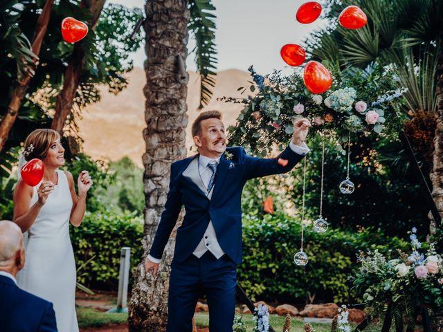 La boda de Patryk y Alba en Almería, Almería 41